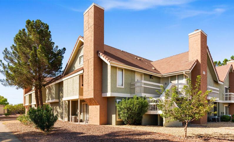 Chase Suite Hotel - El Paso Texas