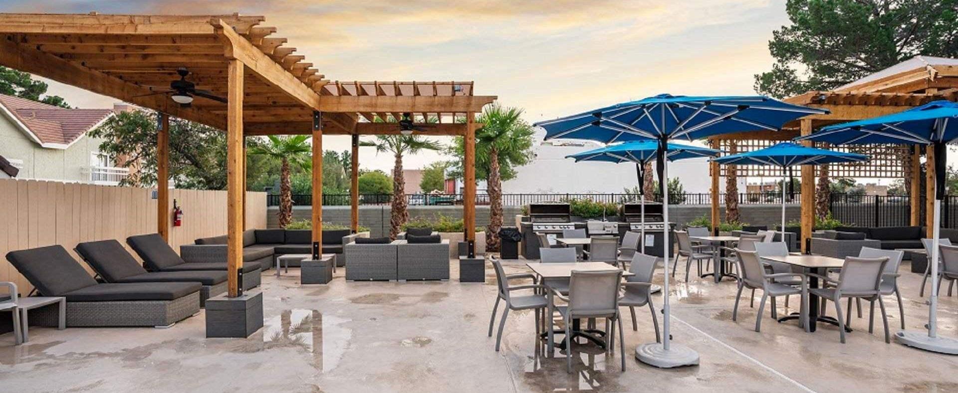 Chase Suite Hotel El Paso, Texas