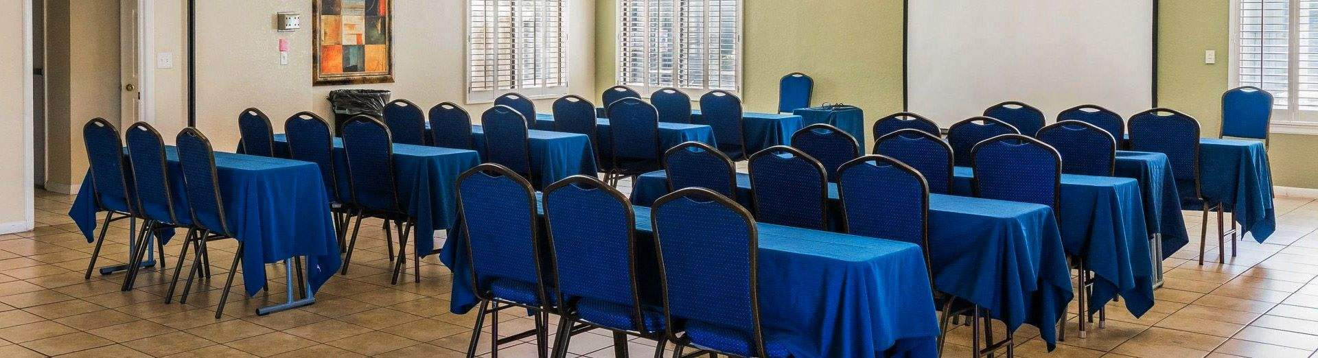 Meetings & Events at Chase Suite Hotel El Paso Texas