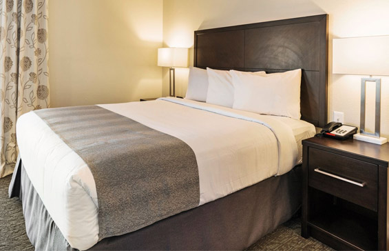 Chase Suite Hotel - El Paso Texas -Signature Studio Suite Queen
