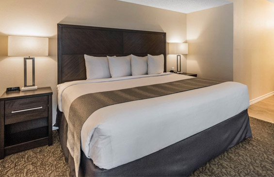 Chase Suite Hotel - El Paso Texas - Signature Suite Queen (ADA)